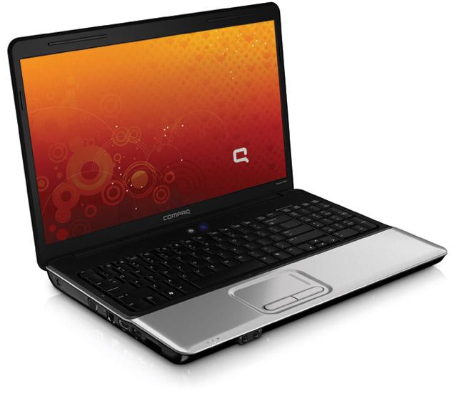 Compaq-Laptop